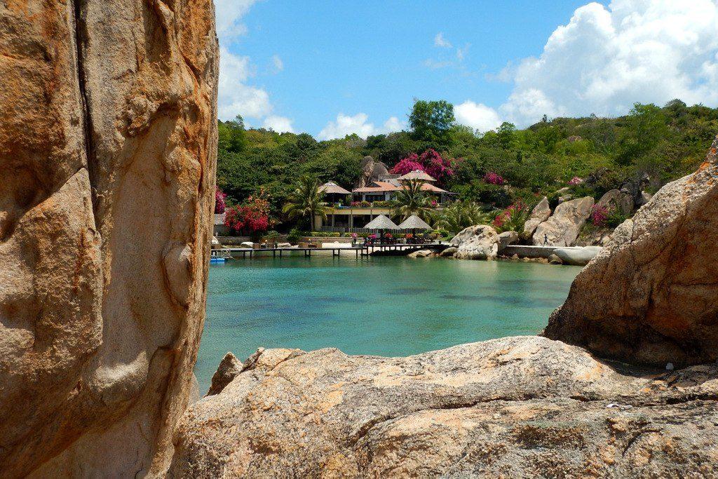 Фото жемчужный пляж нячанг